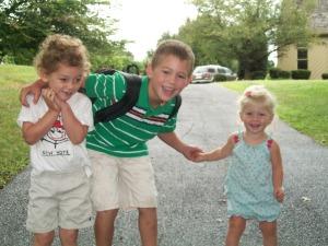 3 kids sept 09